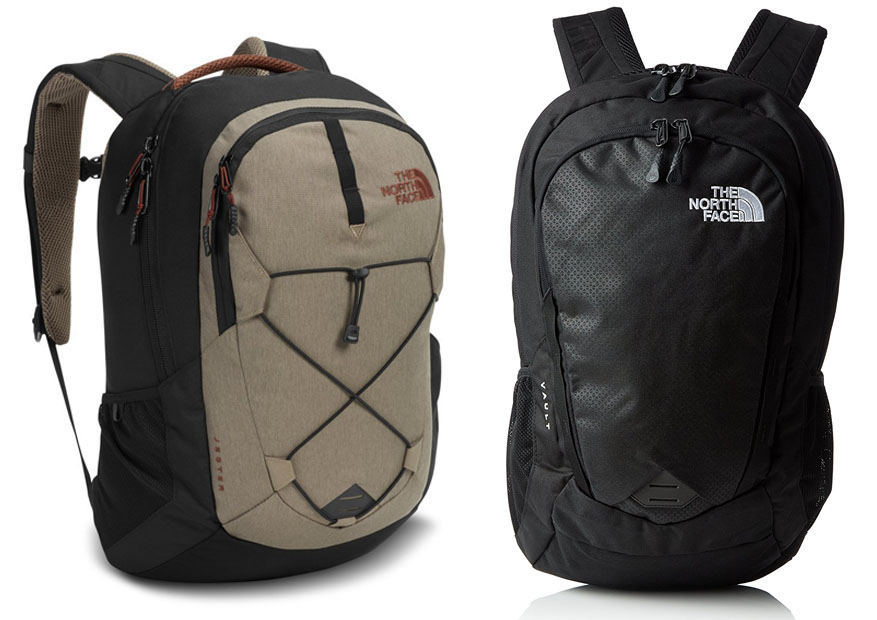 60d69f8c46 North Face Jester vs Vault Backpack | Thebagss.com